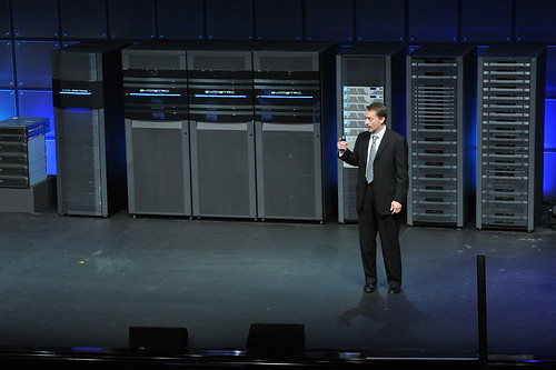 Pat Gelsinger @ EMC Record Breakers Event, New York | by emccorp