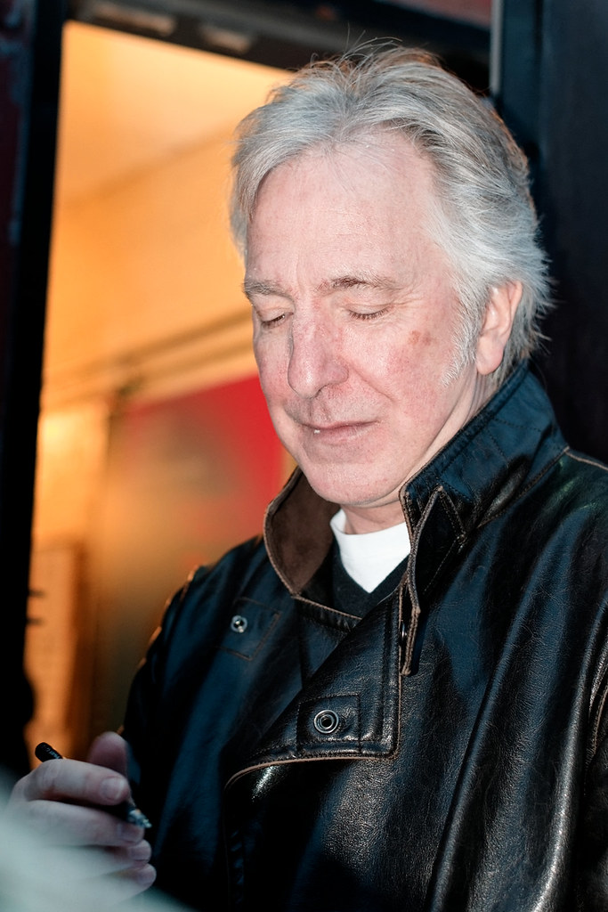 Image Result For Alan Rickman New