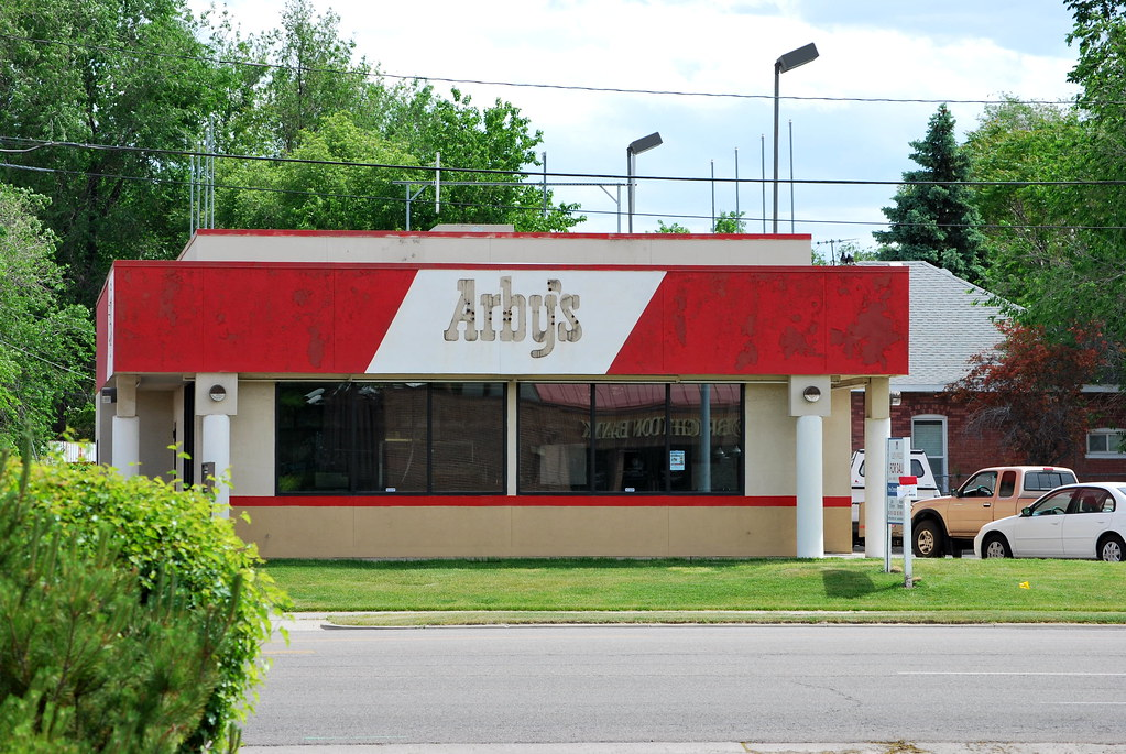 Closed Arby S On North Temple This Arby S On North