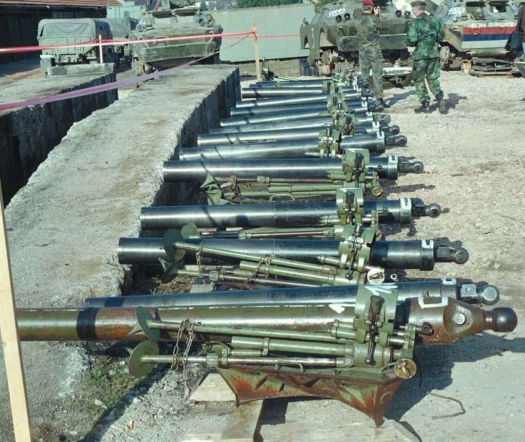 120mm Mortar Ammunition : M mm mortar pale republic of srpska april flickr