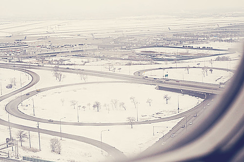 Airplane Window - Nashville | by dineanddish