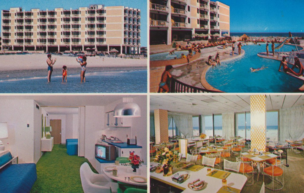 Port royal motor inn wildwood crest new jersey on the for Smith motor company nj