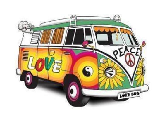 Kombi Hippie Omar Amp Marina Flickr