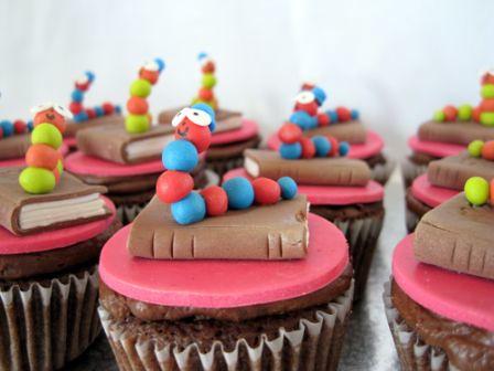 book club cupcakes Sam Flickr
