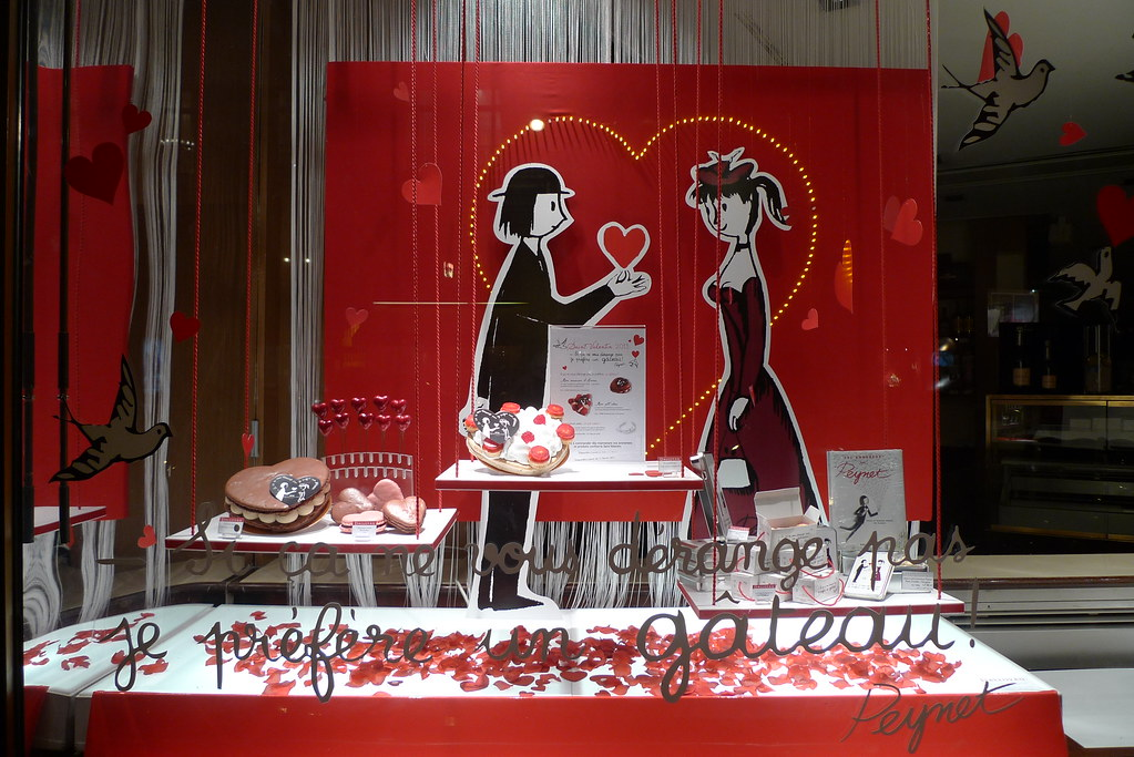 vitrine dalloyau saint valentin paris f vrier 2011 flickr. Black Bedroom Furniture Sets. Home Design Ideas