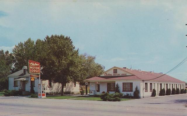 Chateau Motor Lodge Salt Lake City Utah Flickr