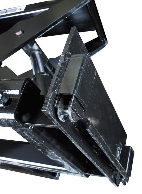 Bendpak  Post Floor Plate Car Lift
