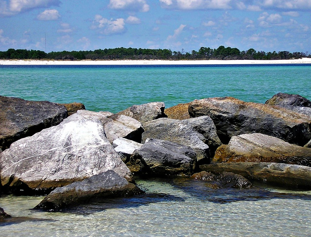 St. Andrews State Park: Jetty & Channel