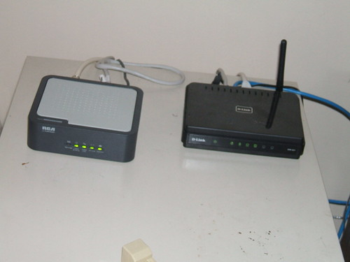 how to connect to cogeco router