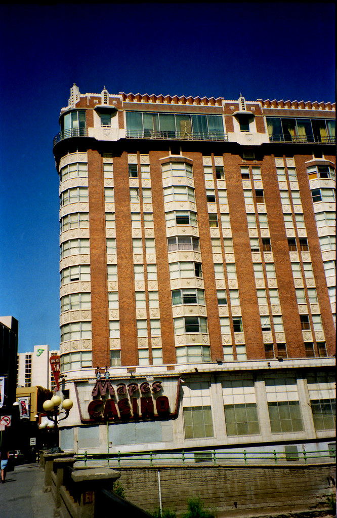 Mapes Hotel and Casino, Reno   ONE