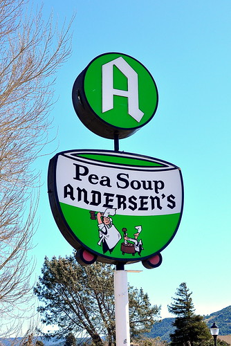 Pea Soup Andersen's - Buellton | by Cathy Chaplin | GastronomyBlog.com