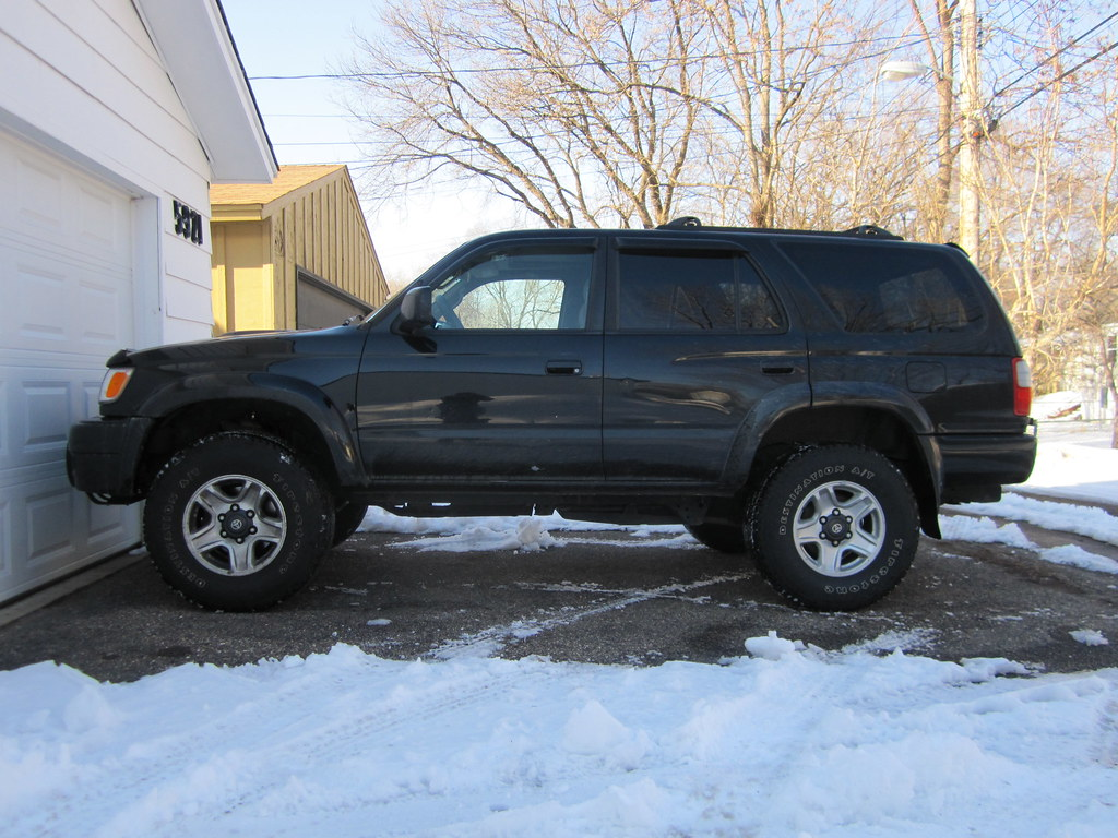 2000 4runner With Pp 1 Quot Lift Springs Cody Hanner Flickr