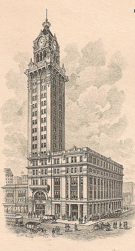 tower building baltimore and guilford