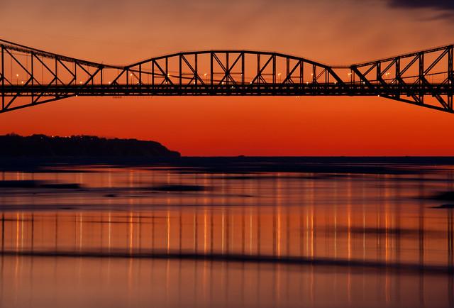 pont de quebec pierre laporte bridges qu bec 9 flickr photo sharing. Black Bedroom Furniture Sets. Home Design Ideas
