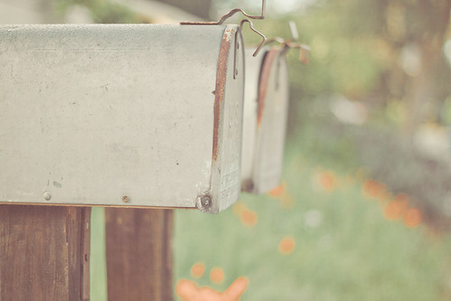 Vintage Mailboxes | by JoyHey