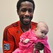 Soleil Meets DC United's Clyde Simms