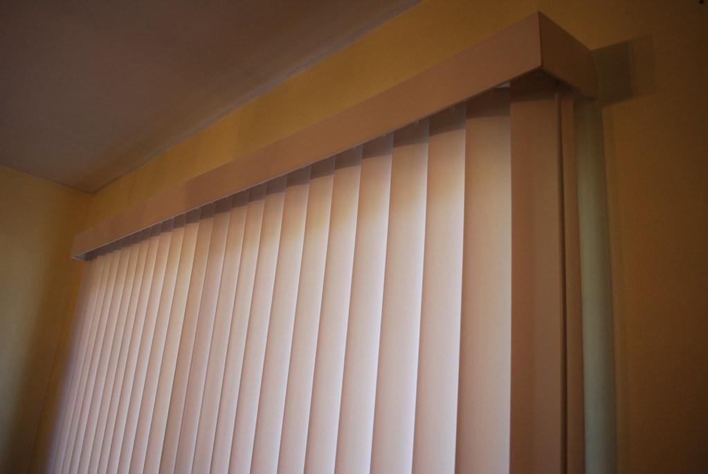 Vertical Blinds As Room Divider Large Halls