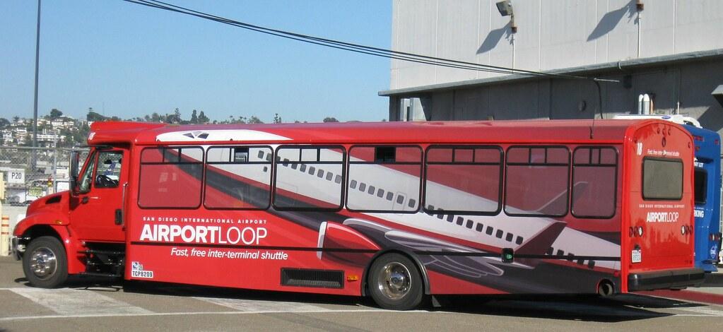 San Diego Shuttle Car Seat