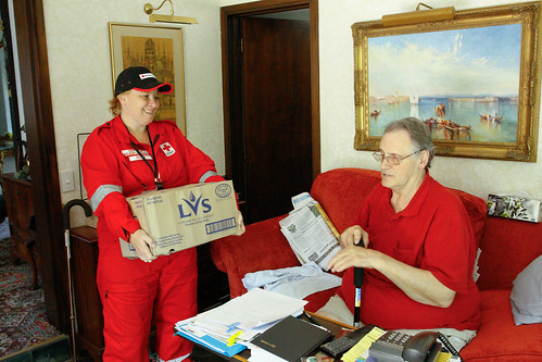 New Zealand Red Cross Hawkes Bay Team Paula Nagy Flying Squad | by NZ Red Cross