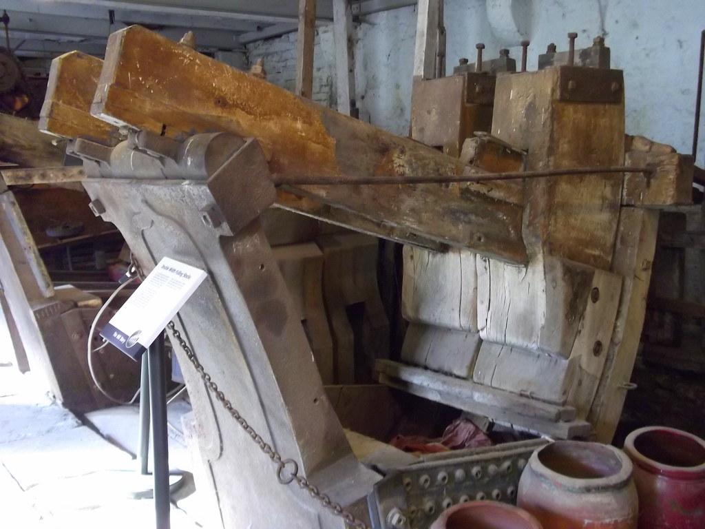 Fulling Stocks Higher Mill Helmshore Mills Textile Museu