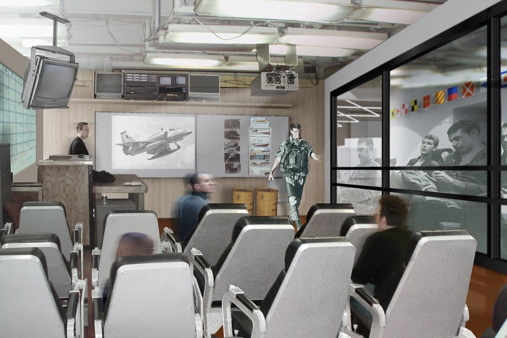 Aviator Ready Room Chair