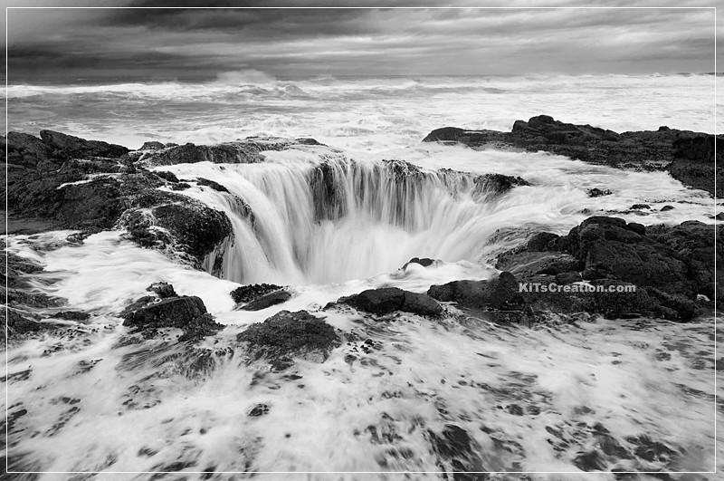 Sahalie & Koosah Falls