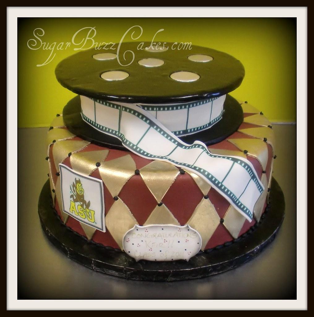 Sugar Buzz Cakes