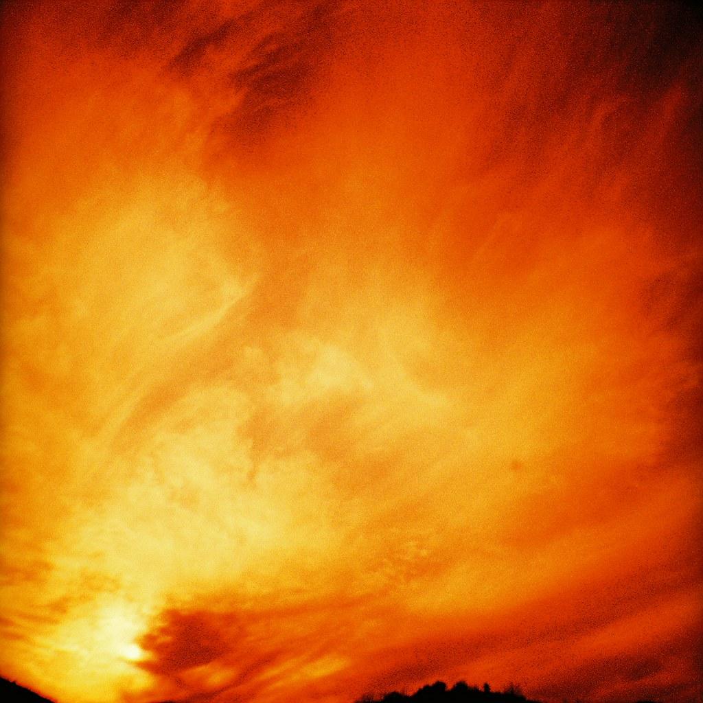 Orange cloud crush | Orange cloud crush | Kevin Dooley ...