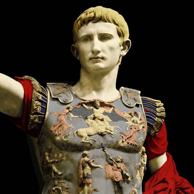 a physical analysis of the statue of augustus at prima porta Read and learn for free about the following article: introduction to ancient roman art.