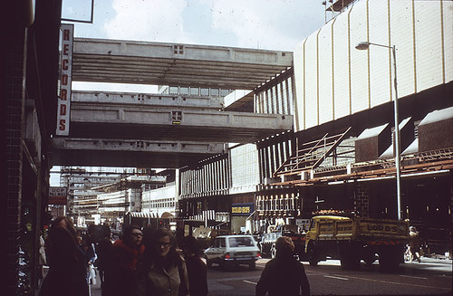 Building The Arndale Mid 1970s Flickr Photo Sharing