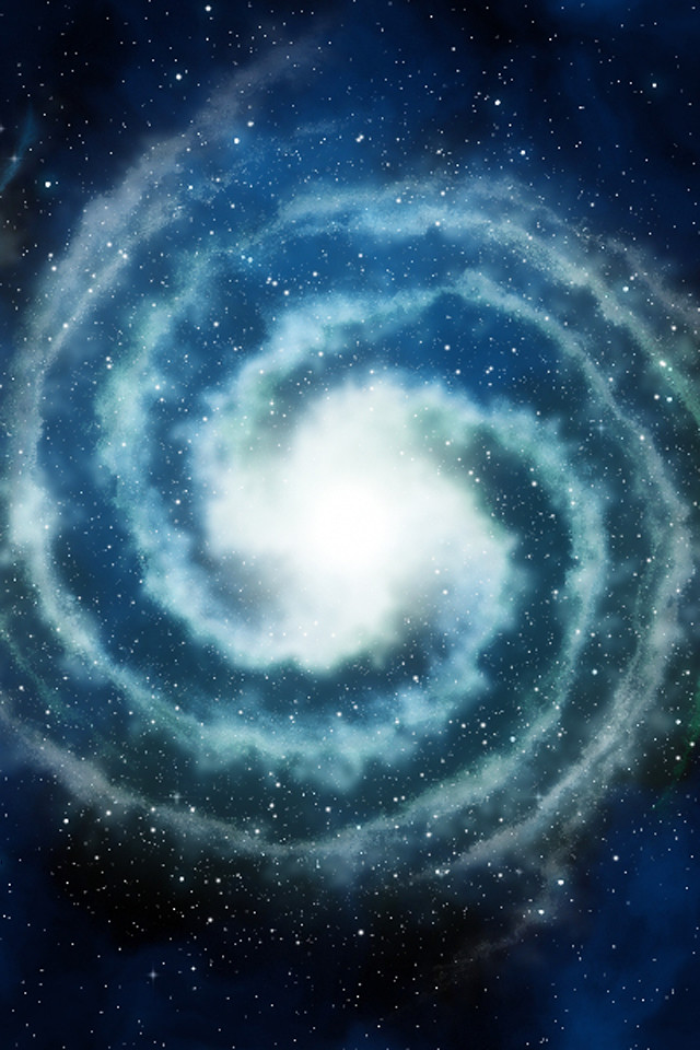 Iphone Background Spiral Galaxy This Iphone Background Flickr