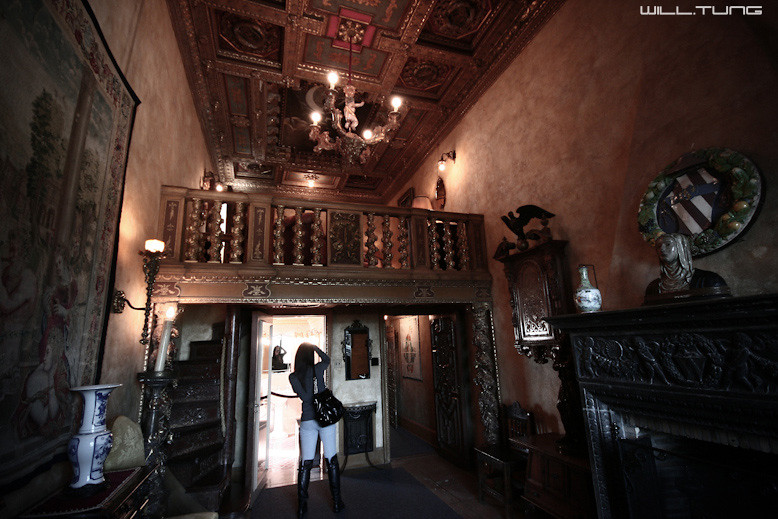 Hearst Castle My Favorite Room At The Hearst Castle I