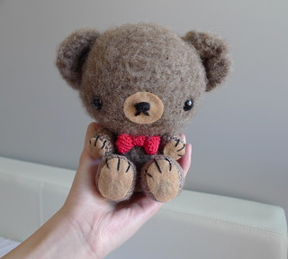 Valentine Teddy | by all_about_ami