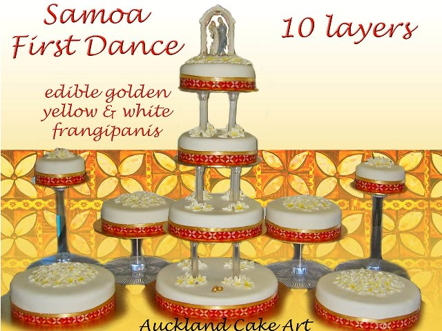 samoan wedding cakes samoa 10 layer wedding cake flickr photo 19639