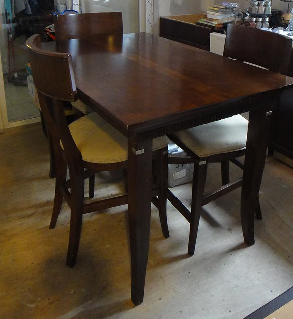 High Top Kitchen Table- $200