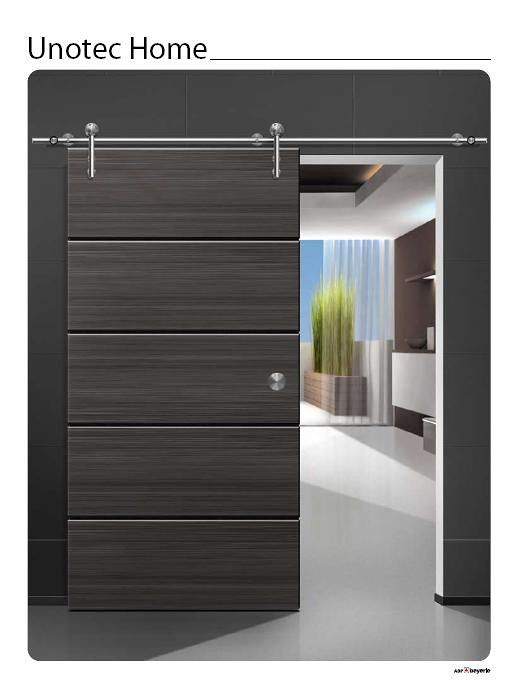 21st century barn doors by abp beyerle modern barn doors for Single wooden door designs 2016