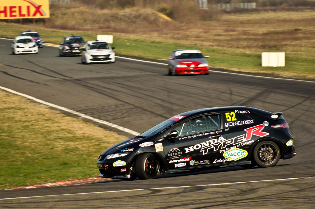 Honda civic type r fn2 coupe de france des circuits 2011 flickr - Coupe de france des circuit ...