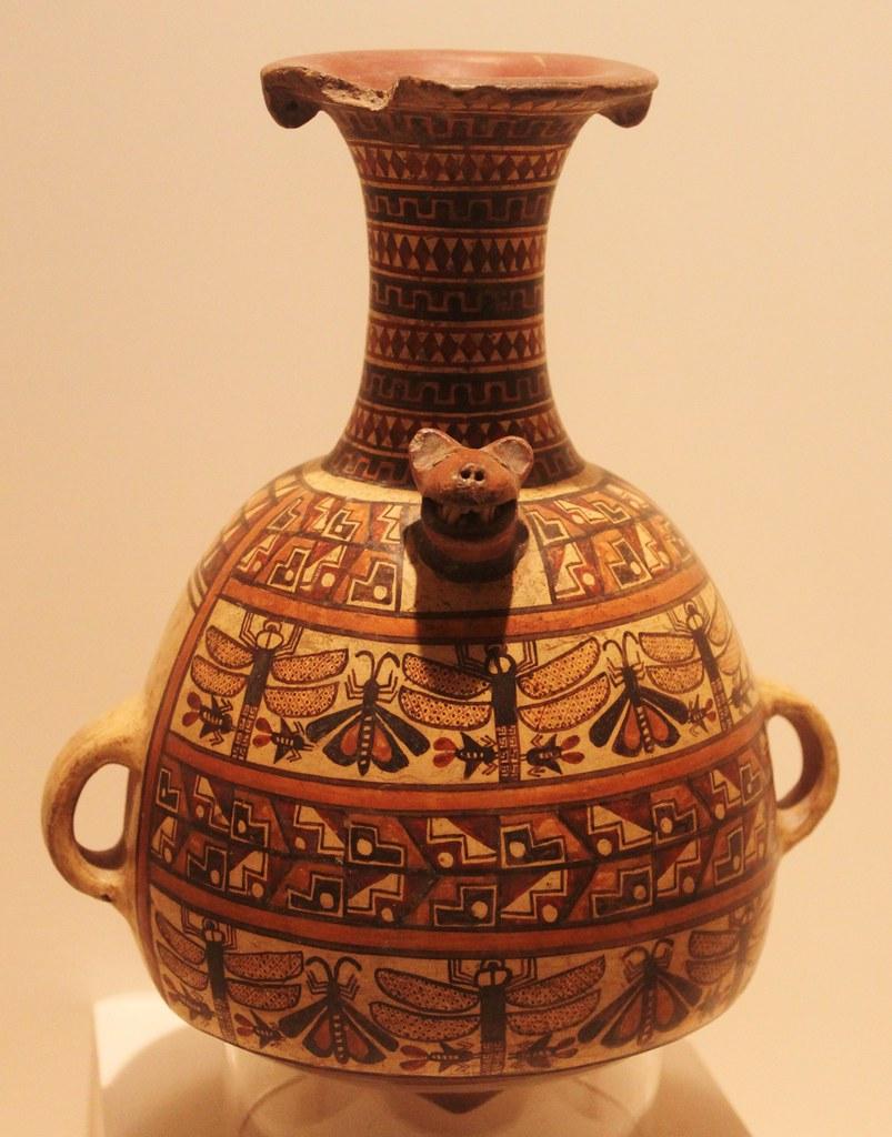 Inca Culture Vessel Paccha Inca Culture Vessel