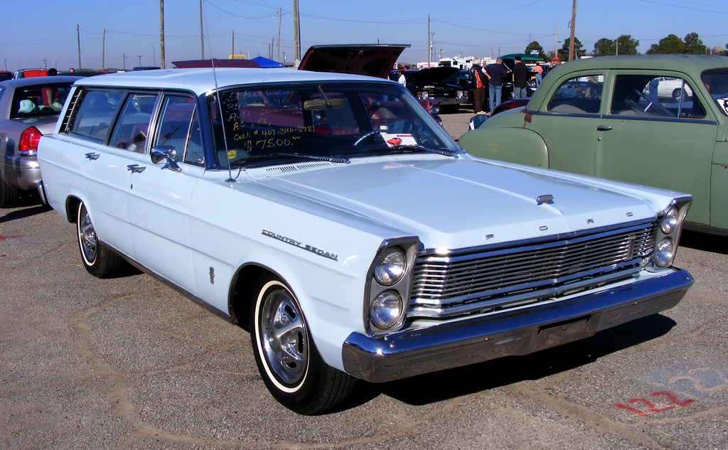 1965 Ford Galaxie Country Sedan Www Hemmings Com