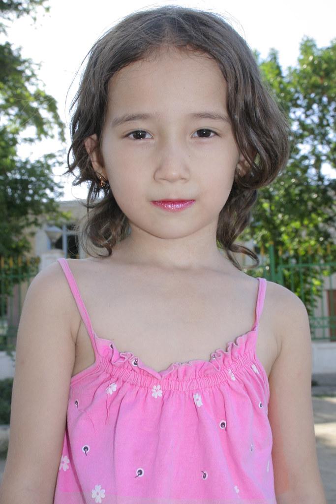 Little Girl, Ashgabat, Turkmenistan  Inspiration By -3154