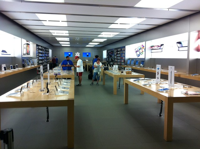 Apple Store Willowbrook Mall Before 9am Ipad 2 Rush