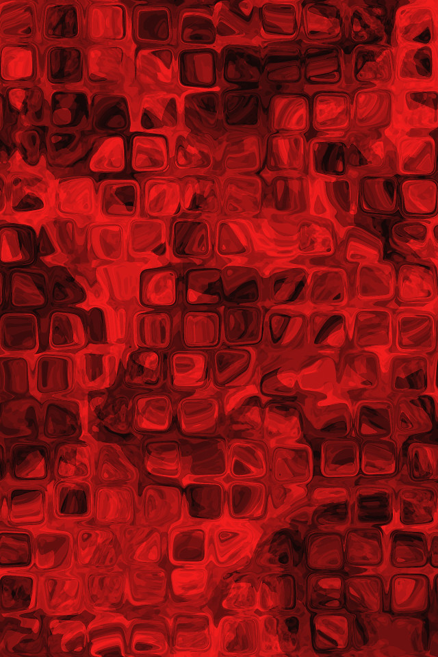 Iphone Background Red Block This Iphone Background 640x Flickr