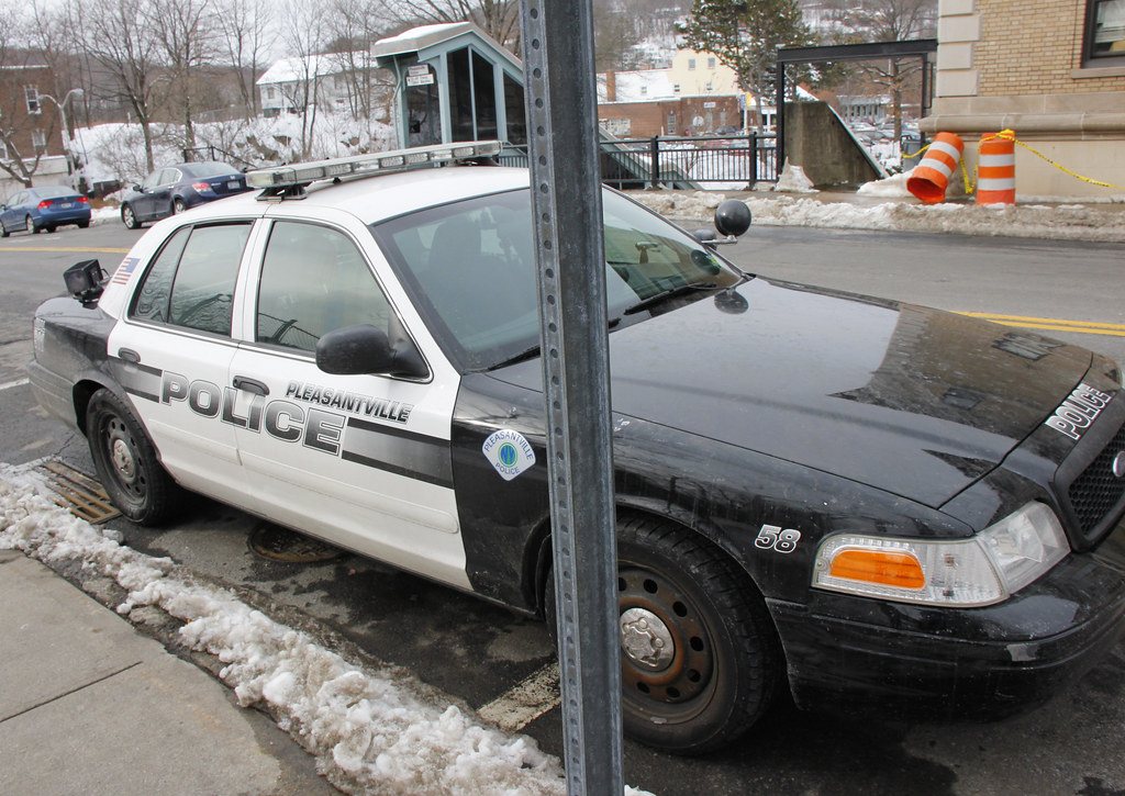 Picture Of Village Of Pleasantville New York Police Depart