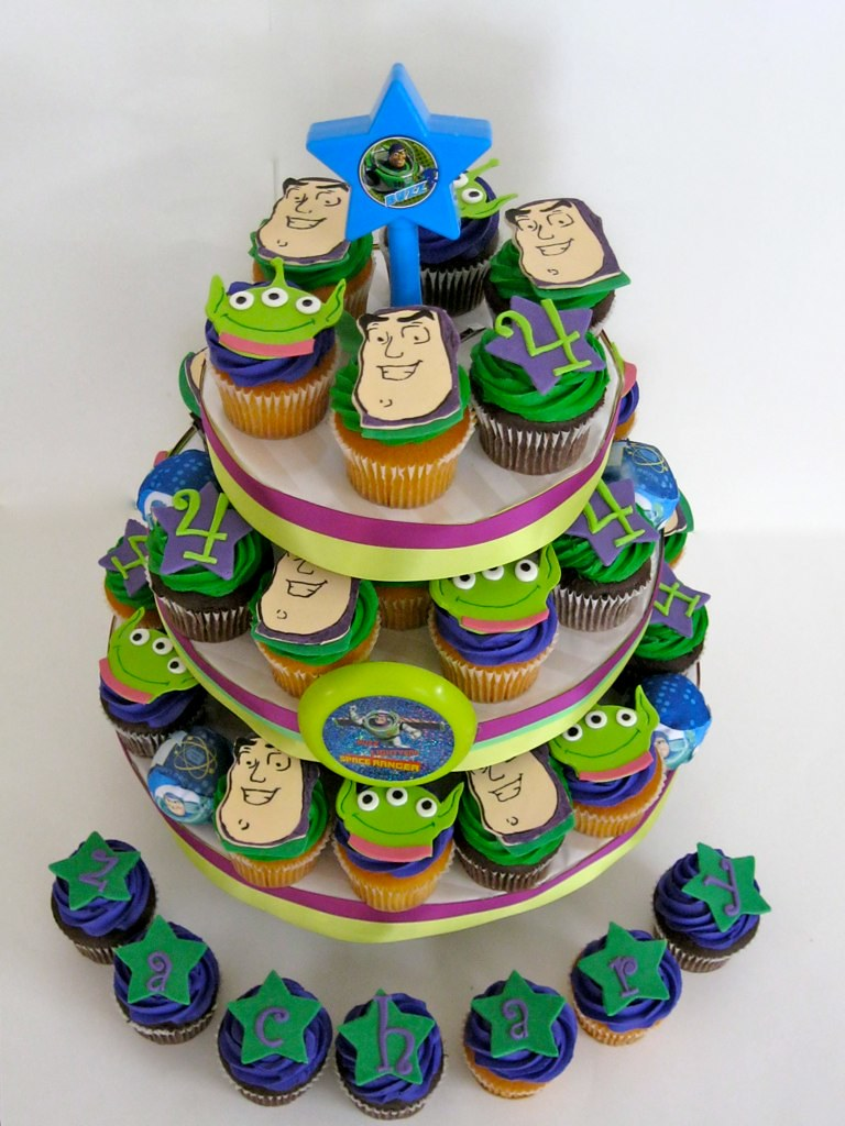 Buzz Lightyear Cake Pan