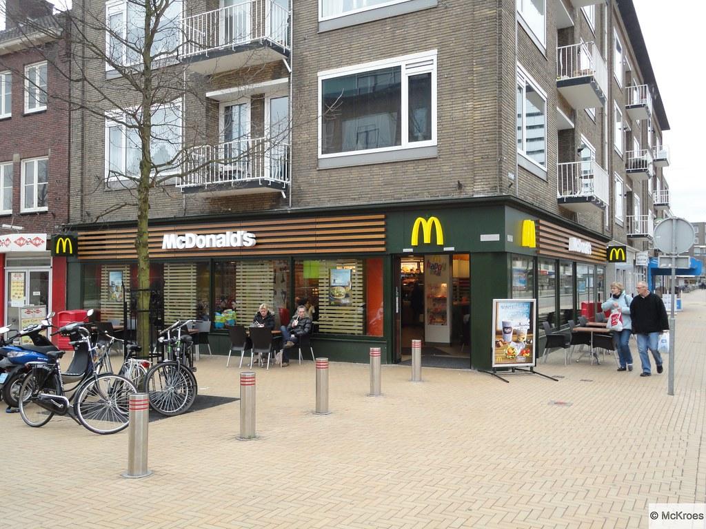 Mcdonald S Apeldoorn Hofstraat 1 The Netherlands Flickr