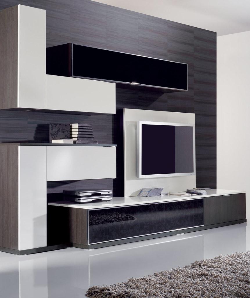 Muebles salon dise o fabricante de muebles para - Diseno de salon ...