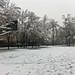 Snowy Basket Ball Court in Shar-i-Naw