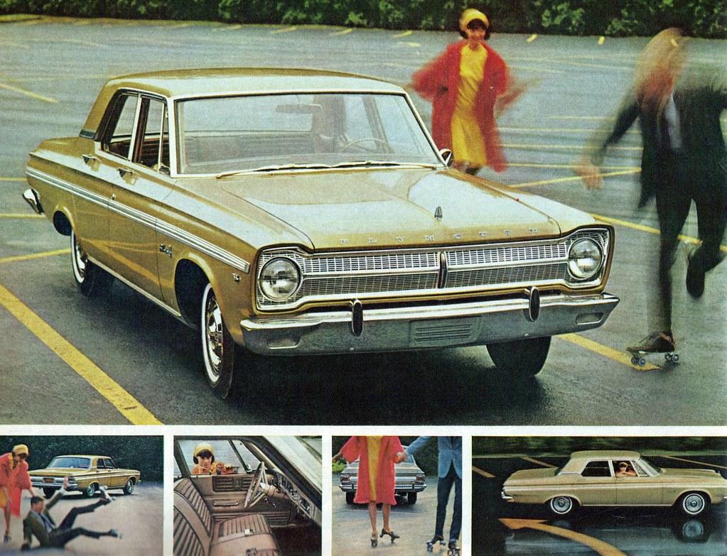 1965 Plymouth Belvedere 4 Door Sedan Coconv Flickr