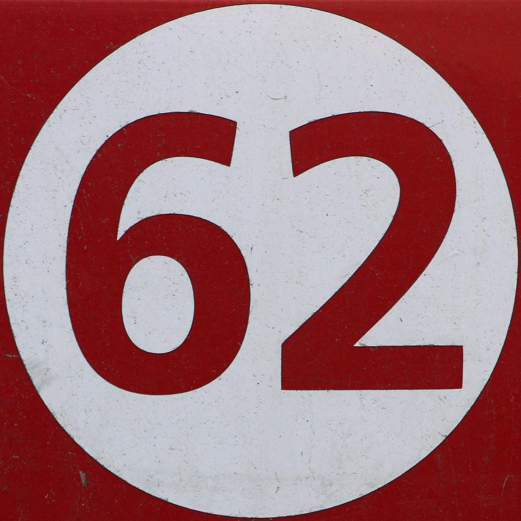 Van Number 62 Norwich Norfolk England Uk Leo