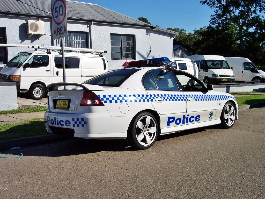 2003 holden vy commodore ss nsw police 2003 holden vy co flickr vanachro Images